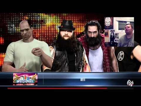 WWE2K16 Batman V Superman