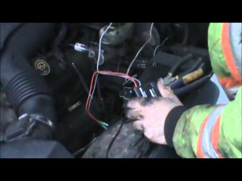 How To Install A Tachometer: Auto Meter Tach Adapter 9117