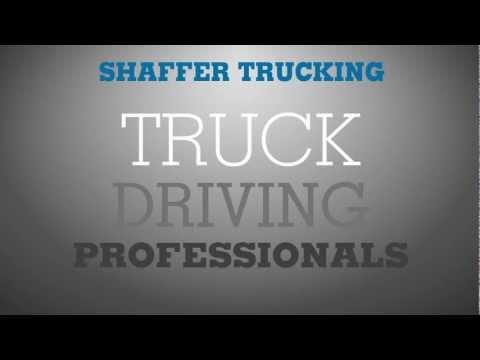 PA Truck Driving Jobs | 717-685-4109 | Call Shaffer