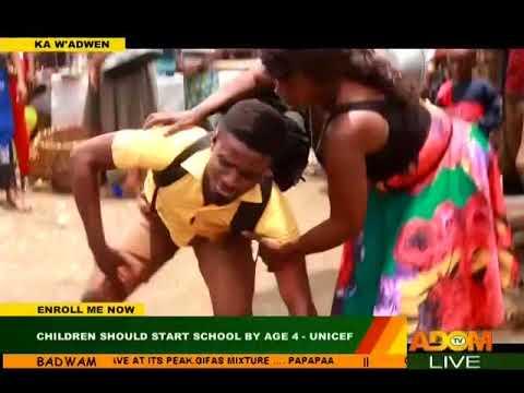 Badwam Ka W'adwen on Adom TV (12-9-17)