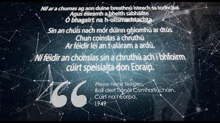 (GLE) ECHR - Scannán faoin Chúirt Eorpach um Chearta an Duine (Irish Version) thumbnail