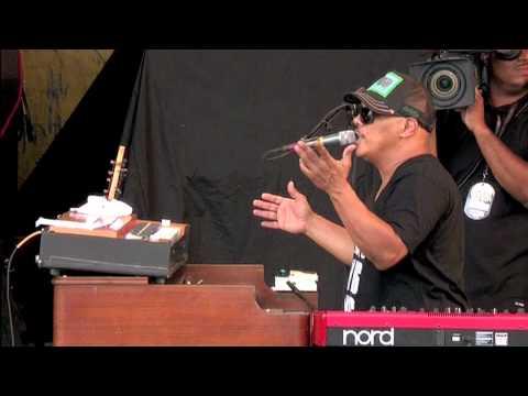 "Dumpstaphunk ""Put It In The Dumpsta"" at JazzFest 5/3/2012"