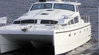 Havana 38 Power Catamaran by Cruiser Cats.mov