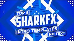 Gaming With AmanZz Sharkfx Intro template no text | AaronHafeez ...