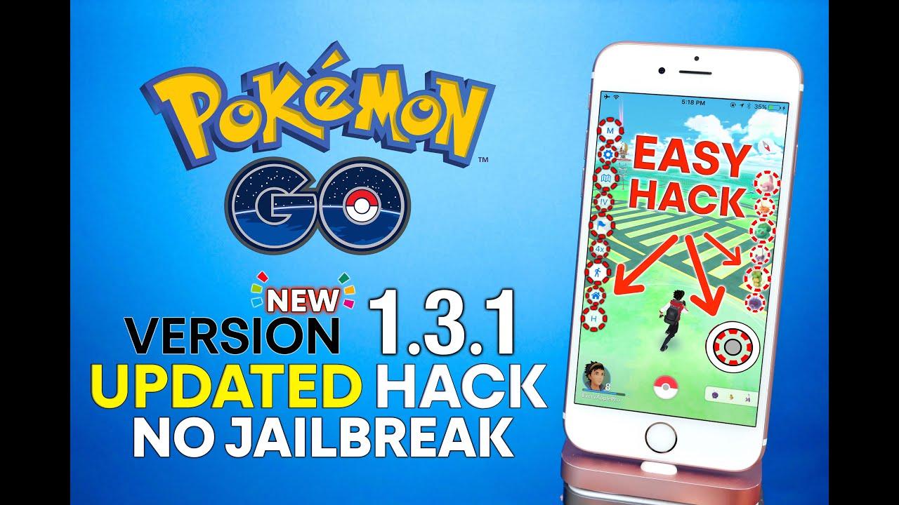 Pokemon GO 1.3.1 Hack NO Jailbreak! Tap To Walk, Map Hack & More! - YouTube