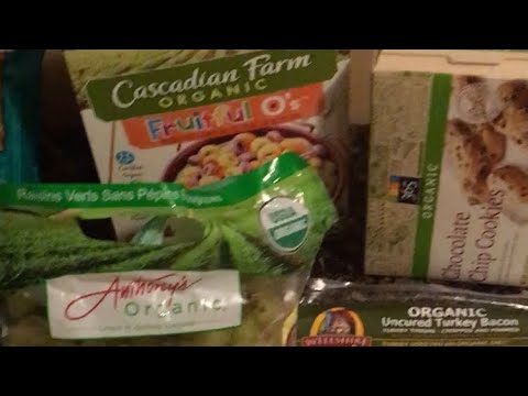 Part 2 Only Eating Non-GMO and Organic Food 4 life Challenge