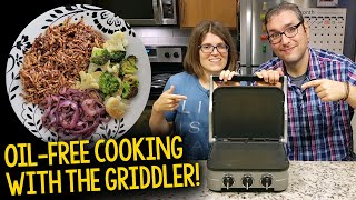 Read our blog post for the complete recipe & links to products used in this video: http://bit.ly/KrockGriddler A lot of people have been asking how we use our ...
