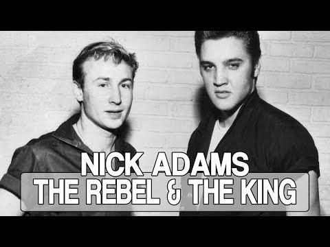 Nick Adams Friend Of Elvis Presley