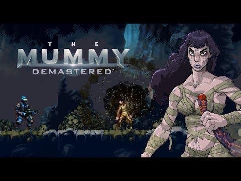 NEW METROIDVANIA - The Mummy Demastered