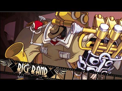 Skullgirls 2ND Encore - HISTORIA DE BIG BAND - CON VOCES - ESPAÑOL