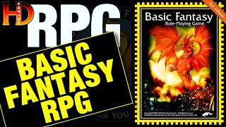 RPG: Basic Fantasy RPG - A rules-light game system