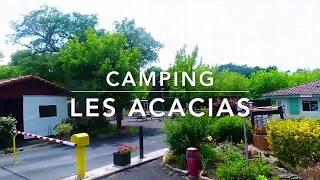 Camping les Acacias*** Messanges Vieux Boucau Landes