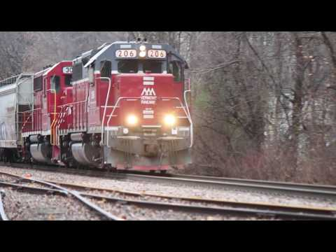 Vermont railway RDBD