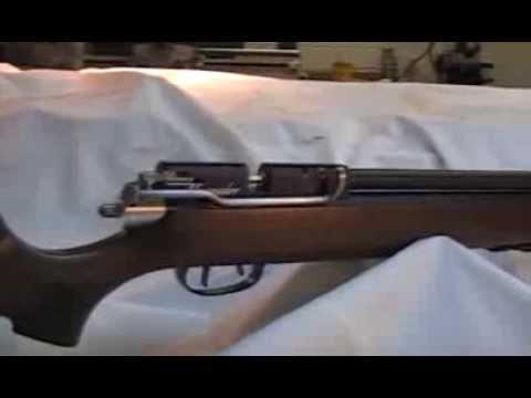 Airgun Lab 308 Benjamin Marauder side lever
