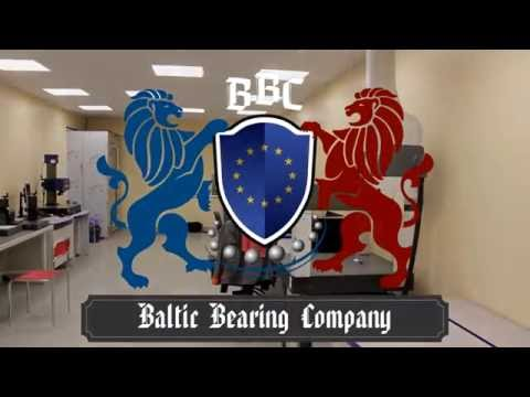 Baltic Bearing Company. BBC. Laboratory