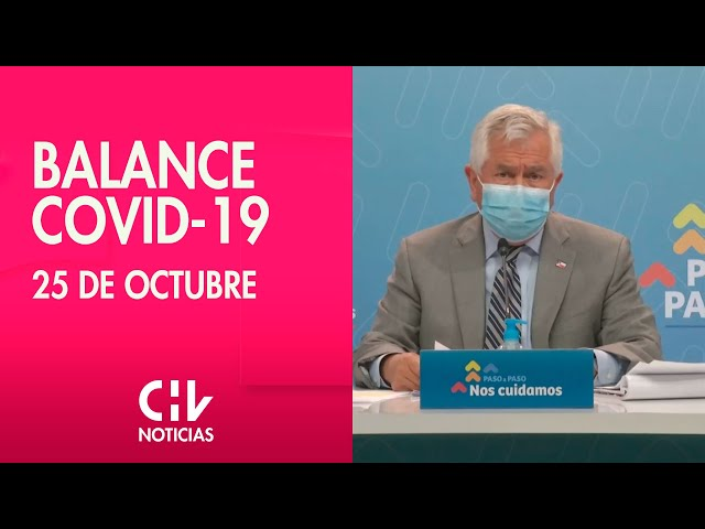 🔴 EN VIVO | BALANCE COVID-19: Toda la Región Metropolitana retrocede a Fase 3