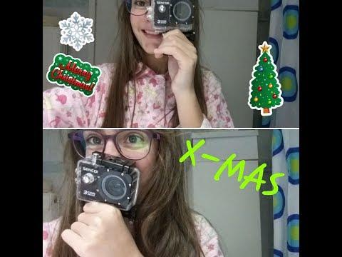 Πήρα επιτέλους κάμερα! X-mas gifts ❤2017