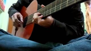 "Đôi giày ngoại cỡ guitar lesson【鞋子特大號 】Jay Chou ""Extra Large Shoes"" (Xie Zi Te Da Hao) guitar lesson"