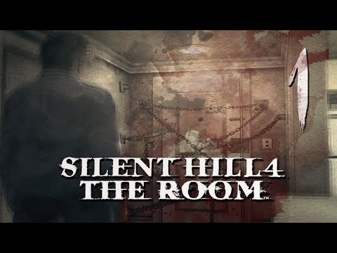 Silent Hill 4: The Room - gameplay Español