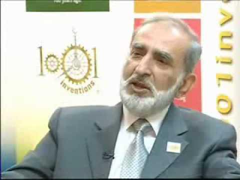 2/7 Interview with Professor Salim Al-Hassani (arabic)
