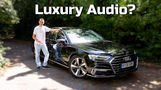 Audi A8 audio review: Is the C…