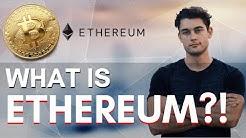 What is Ethereum? Crypto Basics