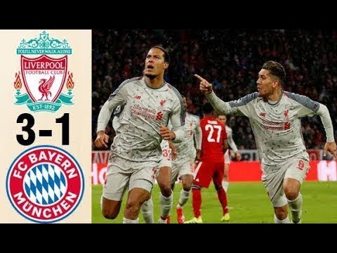 Liverpool Vs Bayern 3 - 1 Goals And Highlights.UEFA Champions League 2019.ROAD TO MADRID