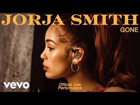 Download Jorja Smith - Gone (Live)   Vevo Official Live Performance