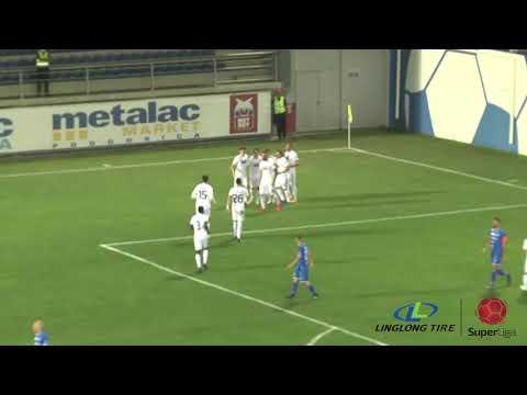 Metalac GM Partizan Goals And Highlights