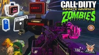 COMO FAZER UPGRADE N31L ZOMBIES IN SPACELAND - INFINITE WARFARE