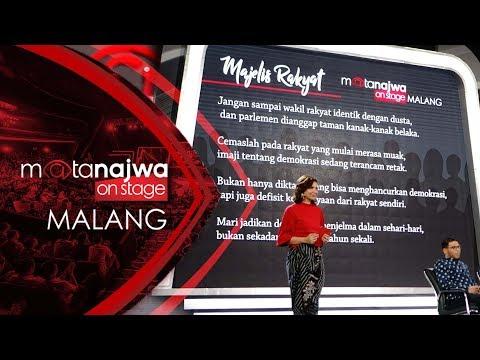 Part 9 - Majelis Rakyat: Menagih Komitmen Elit Politik Cegah Konflik