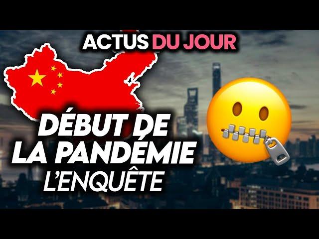 L'origine de la pandémie en Chine enquêtée, couvre-feu à 18h, ce qui change en 2021... Actus du jour
