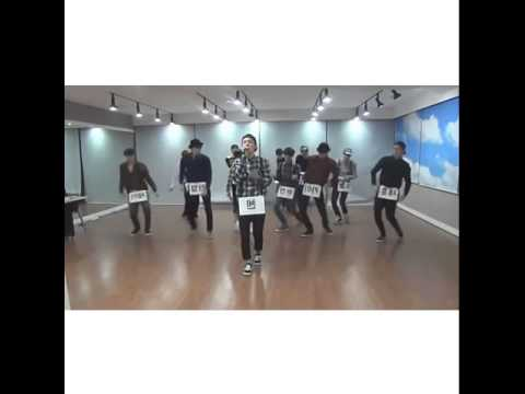 EXO Christmas Day - Dance Practice (Mirrored)