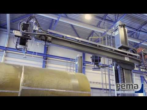 Welding Automation for Wind Tower Manufacturing