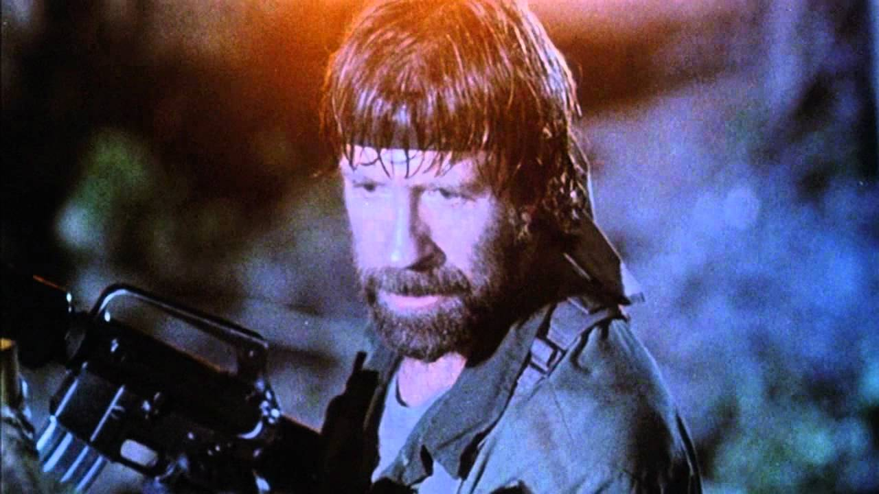 chuck norris - action forever