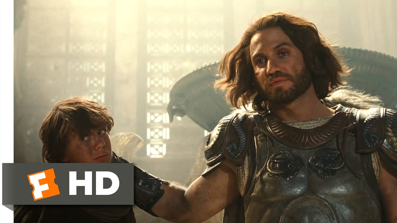 Wrath of the Titans - Perseus vs. Ares Scene (8/10 ...