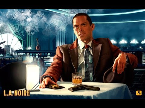 L.A. Noire Stories: Roy Earle Administrative Vice. Dirtiest Cop in L.A.