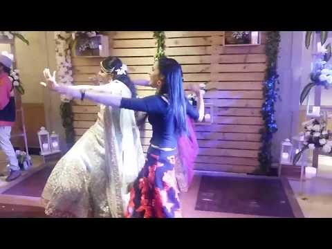 Thudakam mangalyam | Wedding dance | Bangalore Days | Bride |