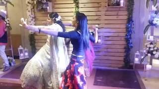 thudakam mangalyam wedding dance bangalore days bride