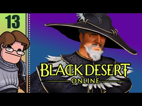 Let's Play Black Desert Online Co-op Part 13 - Heidel Investigator