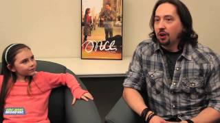 Kids' Night on Broadway Meet ONCE's Jillian Lebling & J. Michael Zygo