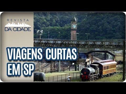 Viagens Rápidas Próximas A São Paulo - Revista Da Cidade (09/01/18)
