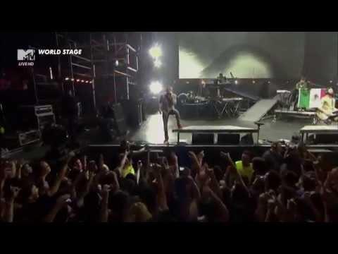 Linkin Park  New Divide MTV World Stage HD Monterrey 2012