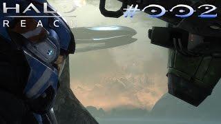 HALO REACH #002 - Eine Spritztour | Let's Play Halo Reach (Deutsch/German)