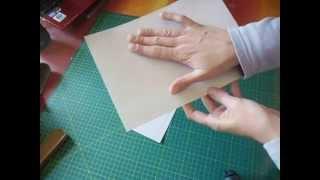 pagina con tasca semplice semplice