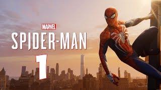 Spider Man ► ЧЕЛОВЕК ПАУК [2018] ► Прохождение #1