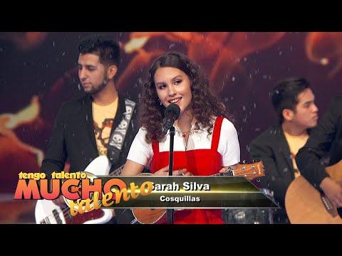 """Sarah Silva - """"Cosquillas"""" - TTMT 18 Semifinal 1"""