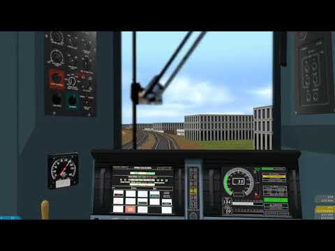 OpenBve LIRR M7 Hempstead to Atlantic Terminal with ATC
