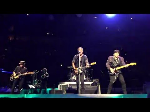 Bruce Springsteen: David Bowie Tribute Pittsburgh