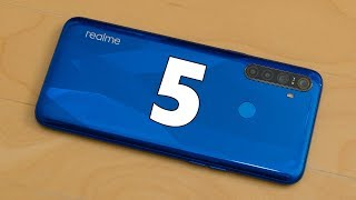 How good is the RM599 phone? realme 5 review